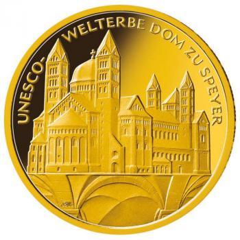 BRD 100 Euro Unesco
