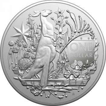 Australien  - Australia´s Coat of Arms RAM Silver 1 Oz 2021