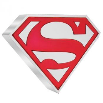 Niue Superman™ Logo DC Comics™ Kollektion 1 Oz 2021