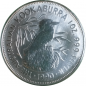Preview: Kookaburra 1990 first coin of the series