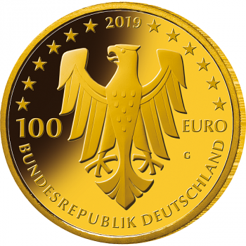 Preview: bundesrepublik_gold_100€