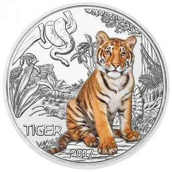 Preview: Tiger 2017 top rare