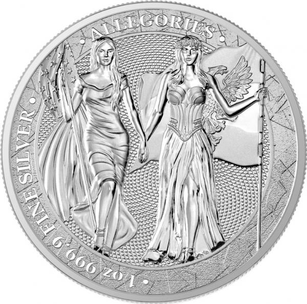 Germania 2019 BU 1 OZ